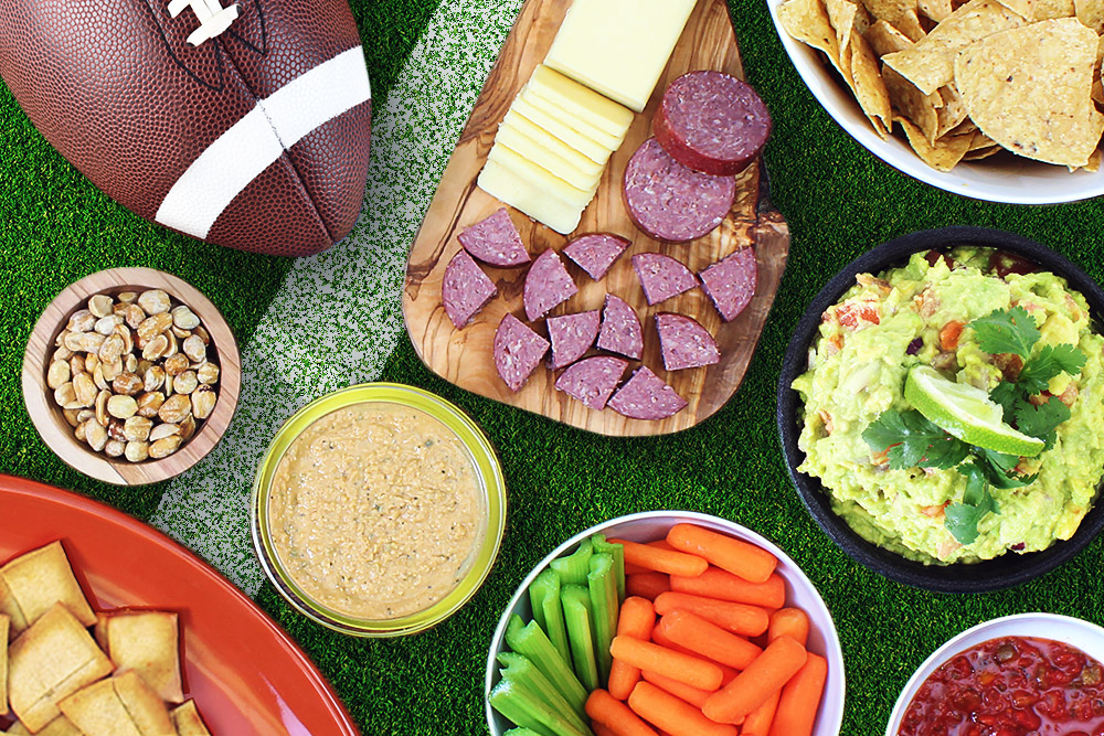 Winning Game Day Appetizers Recipes Green Bean Blog